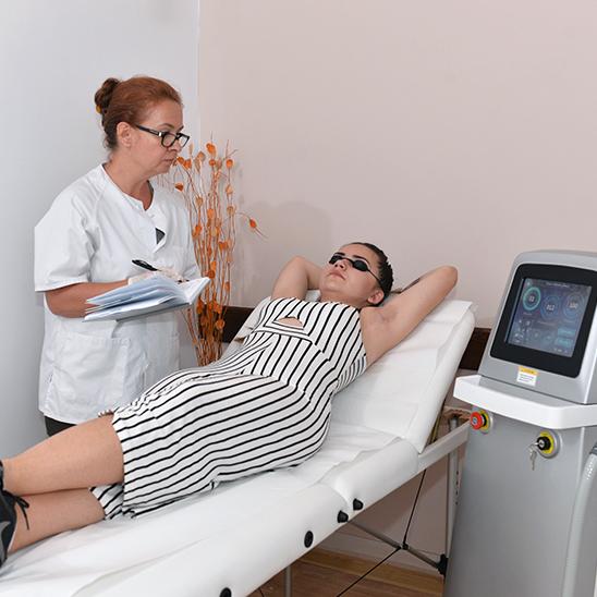 despre salon de epilare definitiva laser si IPL